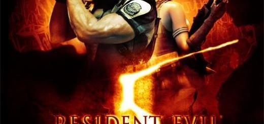 Resident Evil 5 Title Image