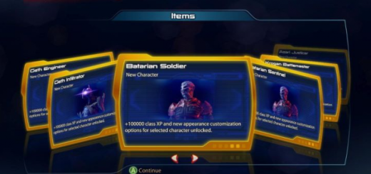 ME3 Multiplayer DLC
