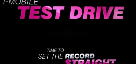 T-Mobile Test Drive - Time To Set The Record Straight