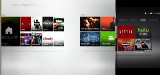 Windows 8 with Xbox 360