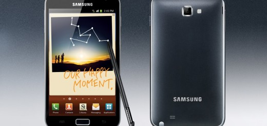 Samsung Galaxy Note Promo