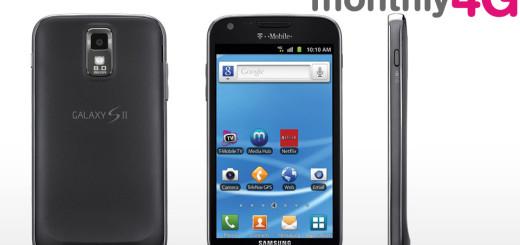 T-Mobile Galaxy S II Prepaid