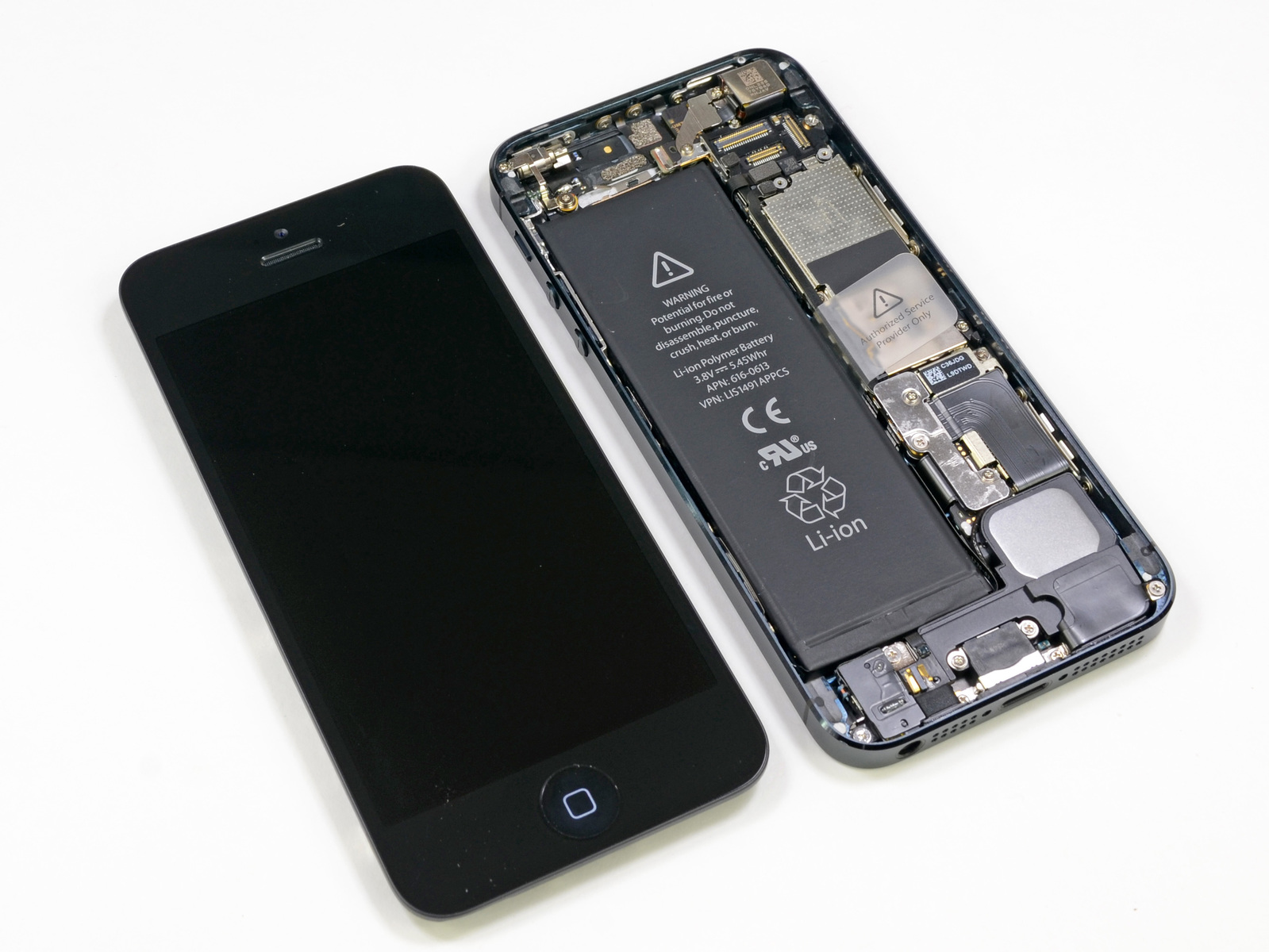 iFixIt Tears Down the iPhone 5 | That's It Guys