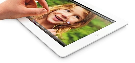 Apple iPad 4 Promo
