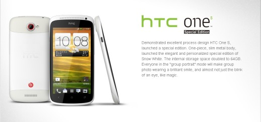 HTC One S Special Edition Translated
