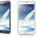 Samsung Galaxy Note II Side-by-side