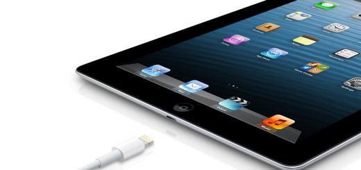 iPad 4 Lightning Connector