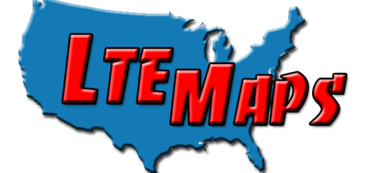 LTE Maps logo