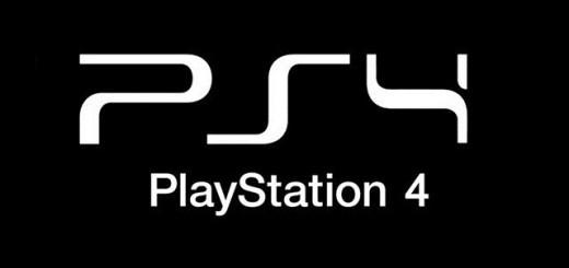 Sony Playstation 4 Logo Black