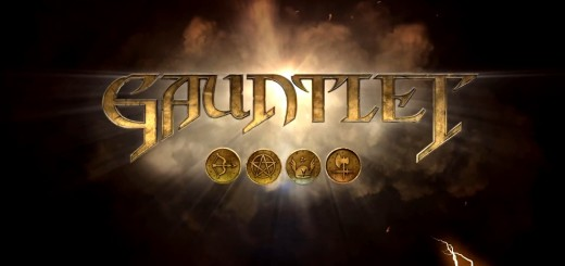 Gauntlet 2014 Logo