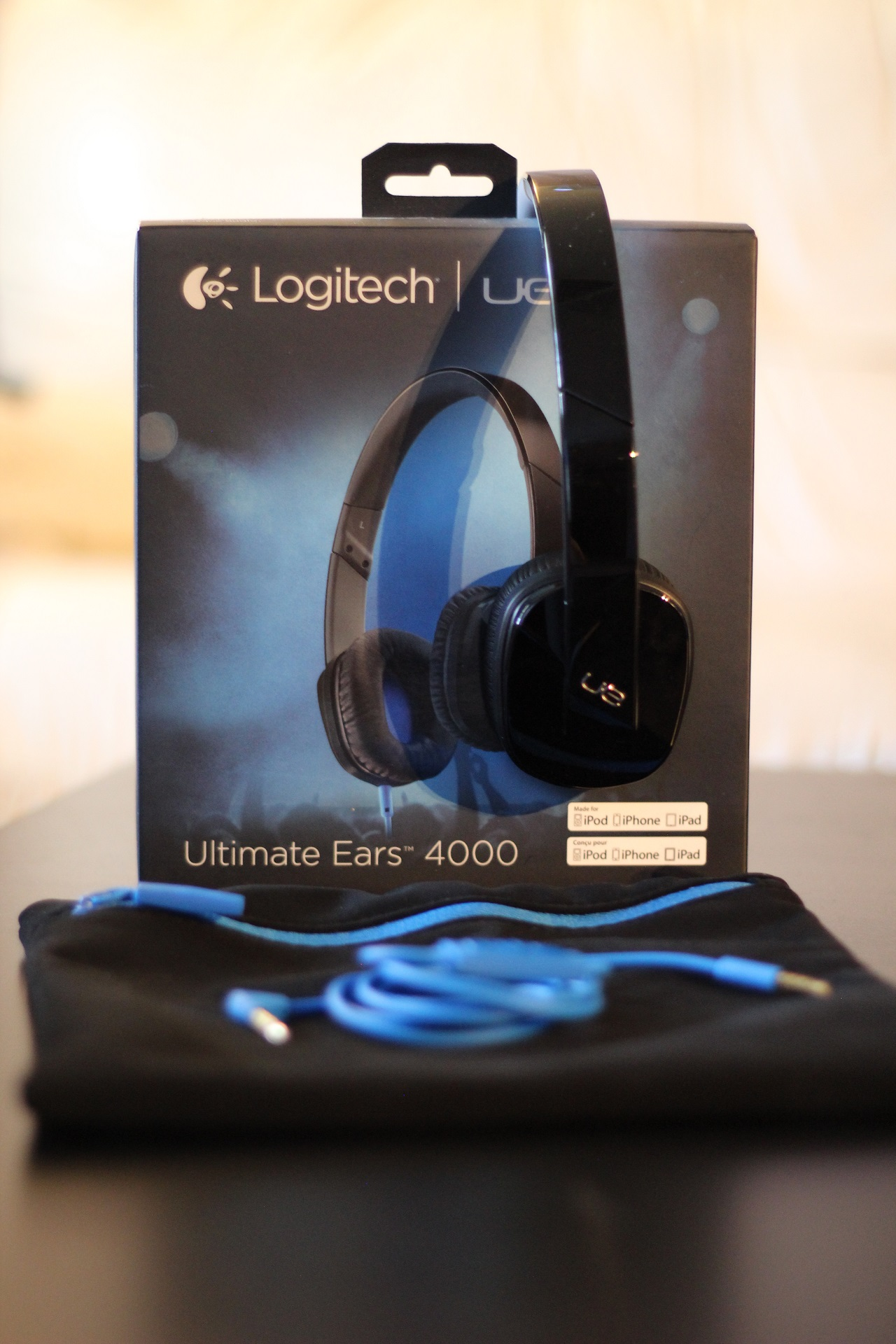 Budget Friendly Headphones Review 001 - Logitech UE 6000, 4000