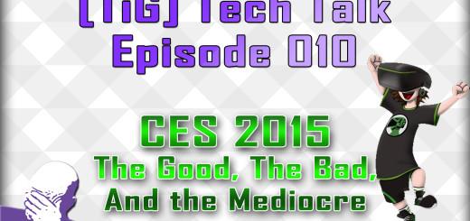 TiG Tech Talk episode 10