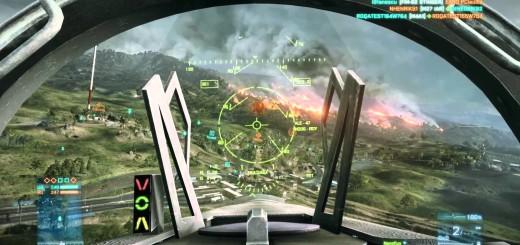 New Battlefield 3 Caspian Border Gameplay Footage