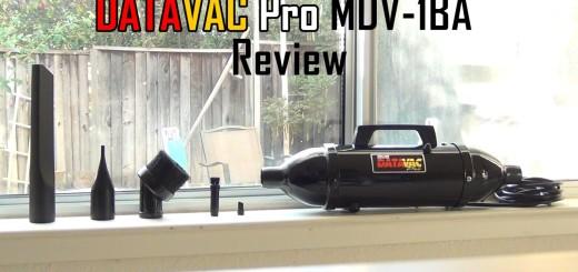 DataVac Pro MDV-1BA Review