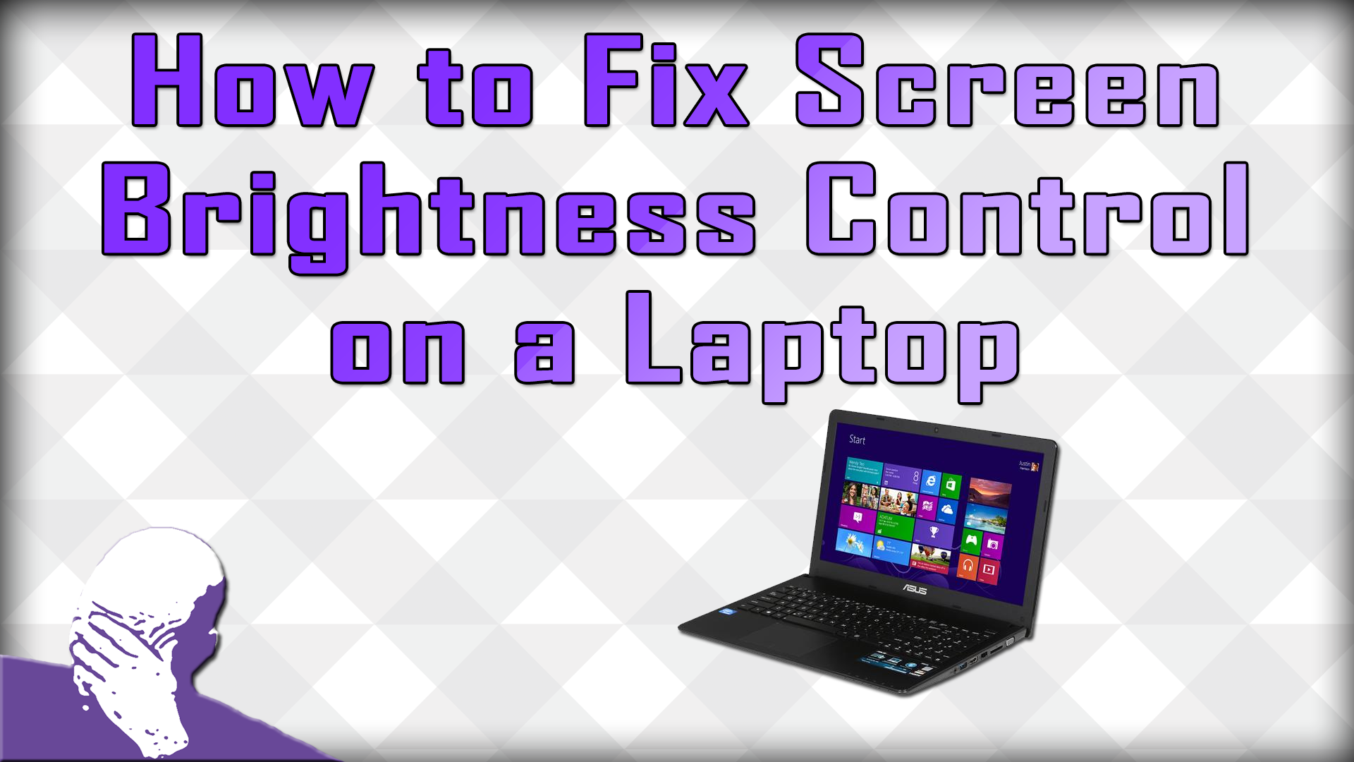 How to Fix Screen Brightness Control on a Laptop