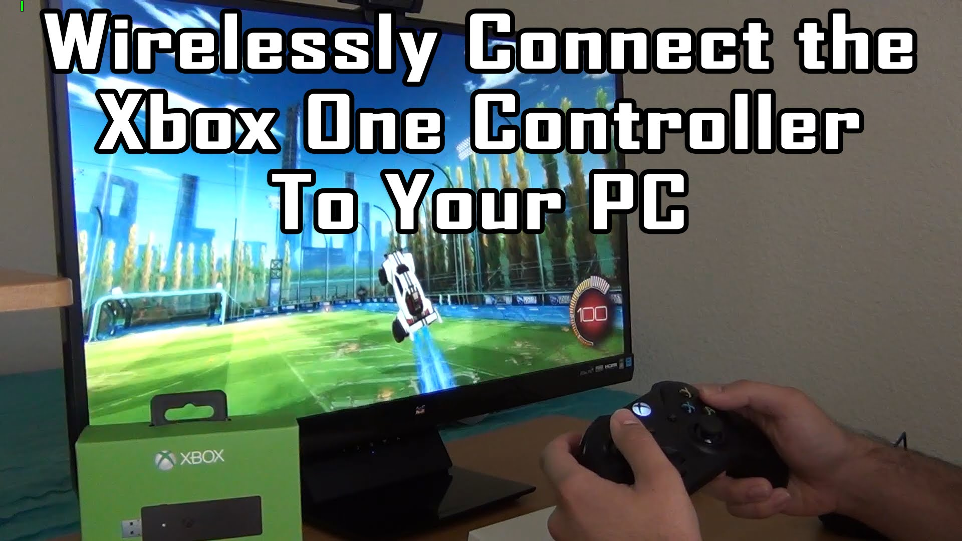 how to hook up xbox one controller to pc When you decide to connect your xbox one controller to your windows pc you can choose to do that wirelessly or by cable so you can have the opportunity to play games on your computer you just need to pair it with one of the two ways this tutorial will guide you how to successfully finish the setup for.