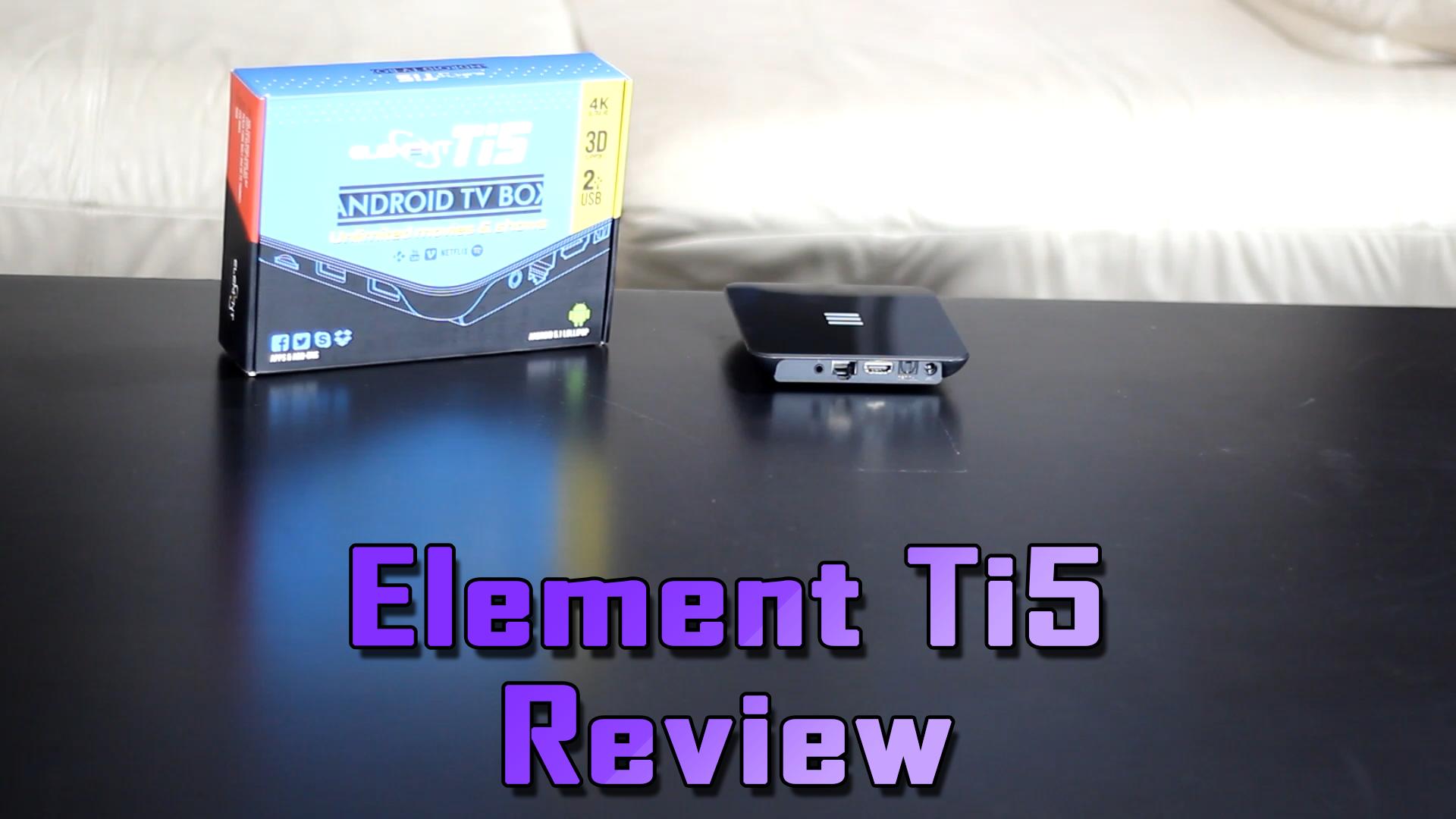 Element Ti5